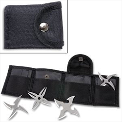 Martial Arts Weapons Shuriken Star Mini Ninja