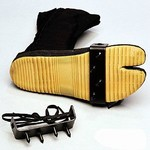 Martial Arts Weapons Ninja Foot Spikes Ashiko