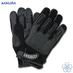 Martial Arts Weapons Sap Gloves Self Defense Personal Protection Combat Law Enforcement