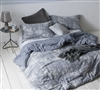 Shop Iron Blue oversized Queen Comforter set - best comforter sized Queen