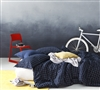 Navy Oversized King Comforter Classic Frame King XL Bedding