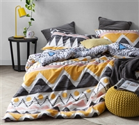 Oversized King Bedding Happy Smile Multiple Design Unique King XL Comforter