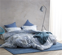 Junction Best size King Duvet Cover - Buy King XL sized duvet cover in blue