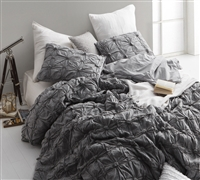 Extra long Twin sized Comforter set XL - buy gray comforters size Twin oversize