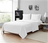 300TC Saudade Portugal Twin Sheet Set - Washed Sateen
