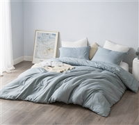 Borgo - Oversized Queen Comforter - Supersoft Microfiber Bedding