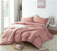 Beautiful Designer Queen XL Bedding One of a Kind Roost Ultra Soft Microfiber Oversized Queen Comforter
