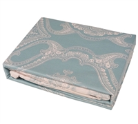Modena - 100% Cotton Full Sheets - Soft sheet sets to buy for Full sized bedding sets