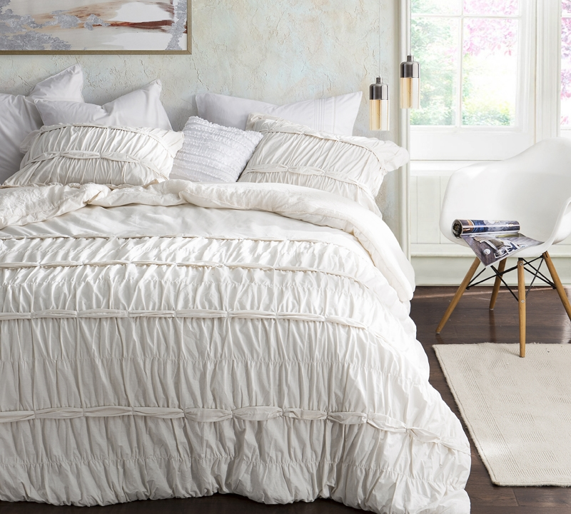 Torrent Handcrafted Series King Comforter Oversized King