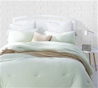 Fashionable and Cozy Extra Large King Bedding Unique Dewkist Super Soft Bare Bottom King XL Oversize Comforter