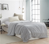 Must Have Ultra Soft Twin XL Bedding Coma Inducer Smoke Blue or Glacier Gray Baby Bird Twin Extra Long Blanket