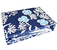 Indigo Lotus Queen Sheets Bedroom Decor Bedding Essentials Queen Sheet Set