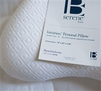 Best Bedding Pillows - Intuition Bed Pillow - Contoured Pillow