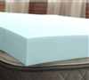 "3"" Serene Foam Topper Full Bedding Topper Full Serene Foam Mattress Topper"