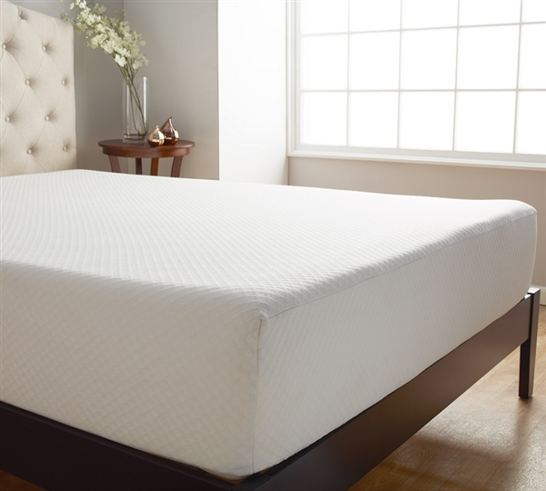 "Soft Bedding - 10"" Serene Foam Bed in Box Twin - Better Mattresses"