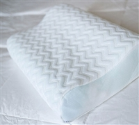 Soft and Comfortable Bedding - Serene Foam Contour Bed Pillow - Best Bedding Online