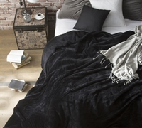 Coma Inducer Queen Blanket - The Original - Black