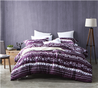 Mulberry Lilac Twin XL Comforter