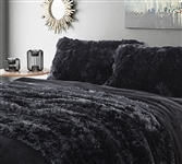 Best Plush Sheets - Are You Kidding King Sheets - Black - Softest Sheets