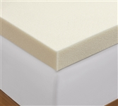 "2"" Memory Foam Twin Mattress Topper - 2'' Twin Size Bed Toppers in Memory Foam"