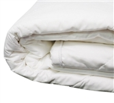 100% Cotton Filled Twin XL Mattress Pad Twin XL Bedding