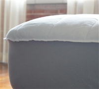 Extra Thick King Mattress Pad - Softest Bedding Toppers in King Size