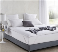 Buy Bedding online - Twin Featherbed Protector - Oversized Twin XL Bedding