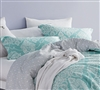 King size bedding sham sets minty aqua - buy super soft shams king size with cozy soft bedding comforters