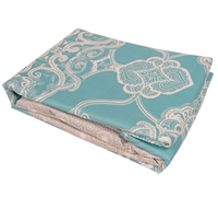 Full sized bedding sheet sets Alberobella Minty Aqua bedding sheets Full size extra thick and soft