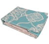 extended Twin size  Minty Aqua Bed Sheets - Cozy soft bedding sheet sets minty aqua Twin XL