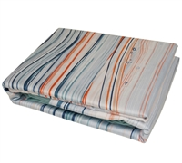 Mixology - Queen Sheet sets extra soft -  100% Cotton Sateen with Reactive Printing - Softest sheet sets to buy