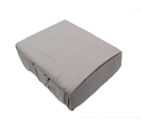 Tempo Twin XL Sheets - Gray Bedding Sheet in Twin XL