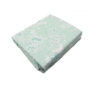 Calico Mint King Sheets - Soft Sheets in King Size Mint