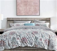 Oversize Queen Comforter Sets - Cali Sunrise Bedding Sets in Queen
