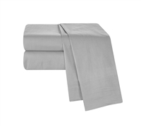 Chino Alloy Gray Twin XL Sheets Extra Long Twin Sheets Extra Long Twin Bedding XL Twin Sheets