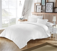 White Bamboo Modal Queen Comforter Bedroom Decor Queen Bedding Essentials