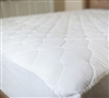 Oversized Full Waterproof Mattress Pad - Perma-Dry Sound-Free Bedding Toppers in Full XL