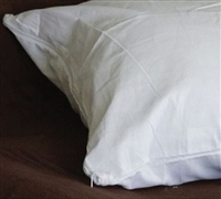 Softest Bed Pillow Cover Sets - Standard Zippered Bedding Pillow Covers