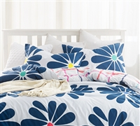King size bedding sham sets with flowers - buy softest bedding pillow shams for King size bedding