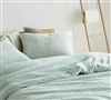 Coma Inducer Queen Duvet Cover - Me Sooo Comfy - Hint of Mint