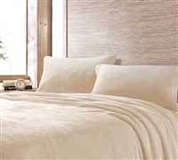 Superior Softness - Me Sooo Comfy Queen Sheets - Ecru - Super Soft Sheets