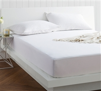 Twin Extended Mattress encasement XL - Tencel Mattress bedding encasement for softest bedding set