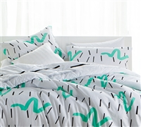 Extra thick and soft bedding sham sets sized King - comfortable King bed shams