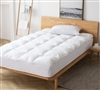 Pure Plush Twin XL Mattress Pad - Memory Foam
