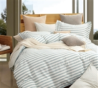 Old School Stripes Bedding Comforters Queen - Oversized Queen Bedding Sets