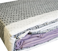 Queen Size Sheet Sets- Orchid Frost Bedding Sheet Sets Queen
