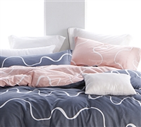 Softest bedding pillow sham sets queen size - best shams queen size to buy with soft extended duvet cover