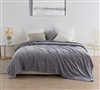 Coma Inducer Queen Blanket - UB-Jealy - Slate Black