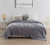 Coma Inducer Twin XL Blanket - UB-Jealy - Slate Black
