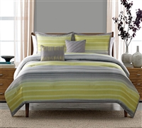 Complete Bedding Sets in King - Bowery 5 Piece King Size Comforter Sets